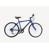Bicicleta Verado Rodado 26 Llanta Aluminio 18 Cambios
