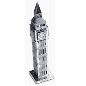 Fascinations Big Ben Rompecabezas 3d Metal P/ Armar Puzzle