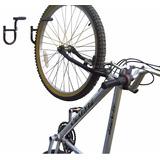 2 Gancho Suporte De Pendurar Bicicleta