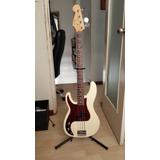 Bajo Zurdo Precision Bass Réplica De Fender