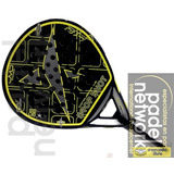 Paleta Padel-paddle Drop Shot Conqueror Juan Martin Diaz 4.0