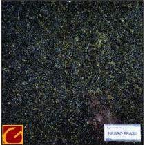 Mesada De Granito Negro Brasil X M2 Unicamente La Plata