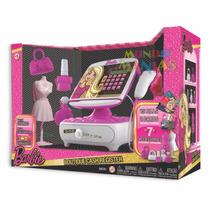 Caja Registradora Barbie - Original - Intek - Mundo Manias