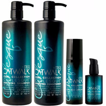 Tigi Catwalk Kit Grande Curlesque Cabellos Rulos + Amplifier