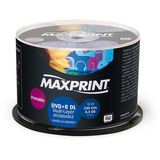 50 Dual Layer +r Maxiprint.umedisc Printable 8.5gb