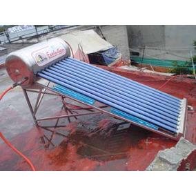 Calentador Solar 4 Personas Df Edomex Flete Y Armado Gratis