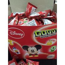 10x Envelopes Gogos Disney Claro Sortidos Lacrados