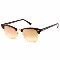 Óculos De Sol Ray Ban Clubmaster Rb3016 990/70 51