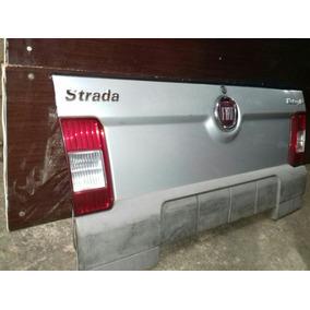 Tampa Traseira Da Fiat Strada Working Zerada Em Bom Estado