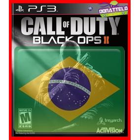 Call Of Duty Black Ops 2 Ps3 Código Psn + Pacote De Mapa