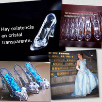 100 Zapatillas Transparentes.