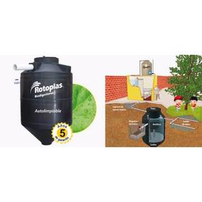 Biodigestor Rotoplas Rp600l Capacidad 600 Litros 1 Disponibl