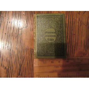 Biblia En Miniatura Para Coleccionistas (565)
