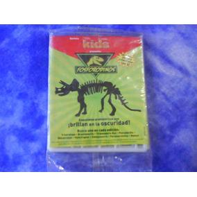 Dinosaurio Fluorescente P/armar-retro Kids