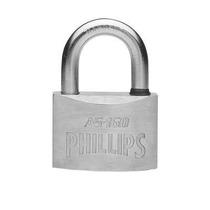 Candado Metálico De Extra Seguridad As-160 Phillips