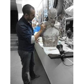 Mascaras De Latex Halloween Zombie Dc Marvel A Pedido!!!