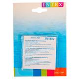 Parche Intex 6uni Pileta Inflable Colchon Autoadhesivo 7x7cm