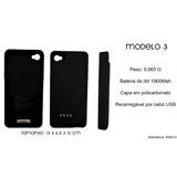 Iphone 4s Capa Case Carregador