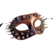 Máscara Veneciana Prima Romano Guerrero Traje De Mascara