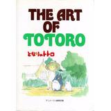 Libro De Arte : Mi Vecino Totoro