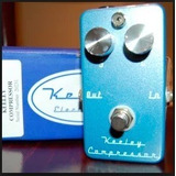 Keeley Compressor Blue Jean Limited Edition