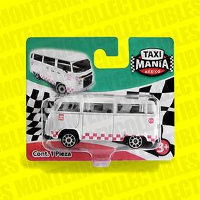 Taxi Mania Combi Edo Mexico Pesera Tipo Hot Wheels