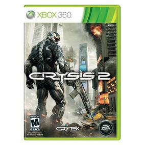 Crysis 2 - Xbox 360 - Mídia Física Lacrado Nf
