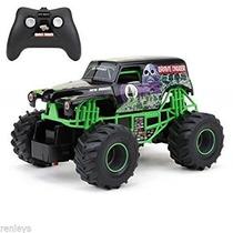 Juguete Grave Digger Rc Camiones De Control Remoto Monster