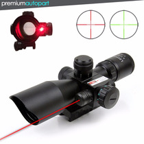 Mira Telescopica Holografica 2.5x10x40 Laser