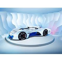 Renault Alpine Gran Turismo Visión (2015) Del Coche Del Ar