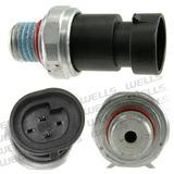 Sensor Presion Aceite Trailblazer 4.2 L 2002-11 2 Pin P527