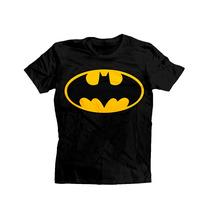 Batman Playera Para Caballero Logo Original Official