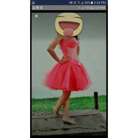 Vestido Xv Rosa Coral
