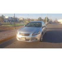 Honda Accord Ex-v6 Plata Piel Quemacocos