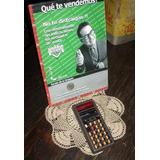 Antigua Calculadora Cifra 4 Año 1975 (3514)