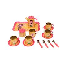 Jogo De Café Infantil Lalaloopsy Braskit