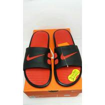 Sandália Nike Benassi Solarsoft Slide Nova Original