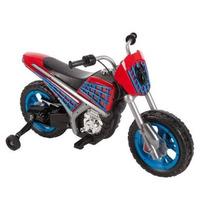 Motocicleta Huffy Marvel Spider-man 6v Nb