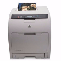 Impressora Laser Color Hp 3600 Cp3550 Dn