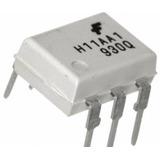 Optoacoplador H11aa1 Entrada De Ac, Salida A Transistor