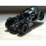 Batimovil Arkham Knight Batmobile Edición De Lujo Hot Wheels