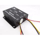 Convertidor De Voltaje Transformador De 24v A 12v 15a