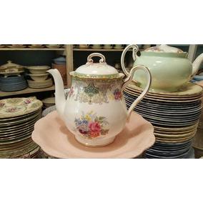 Vajilla porcelana inglesa teteras y cafeteras antiguas - Porcelana inglesa antigua ...