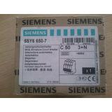 Termomagnetica C 50a Tetrapolar Siemens
