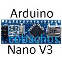 Arduino Nano 3.0, Arduino Nano V3, 5v Atmega328 Improved Ver