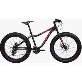 Bicicletas Gw Aluminio Shimano Rin 26 Negro Mate/rojo Gw