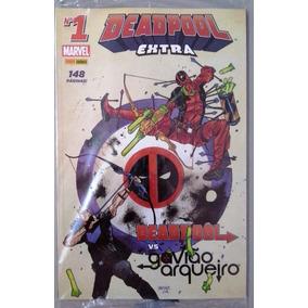 Hq Deadpool Extra Nº 01 - Versus Gavião Arqueiro. Ed. Jan/17