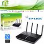 Router Gigabit Dual Band 4 Antenas Tp-link Archer C2600 Usb