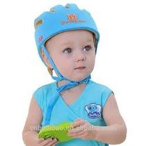 Casco Gorro Protector Cabeza Bebe Gateo Seguridad Protege