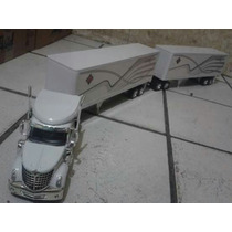 Trailer Doble Remolque Full Escala 1:32 Kenworth Peterbilt